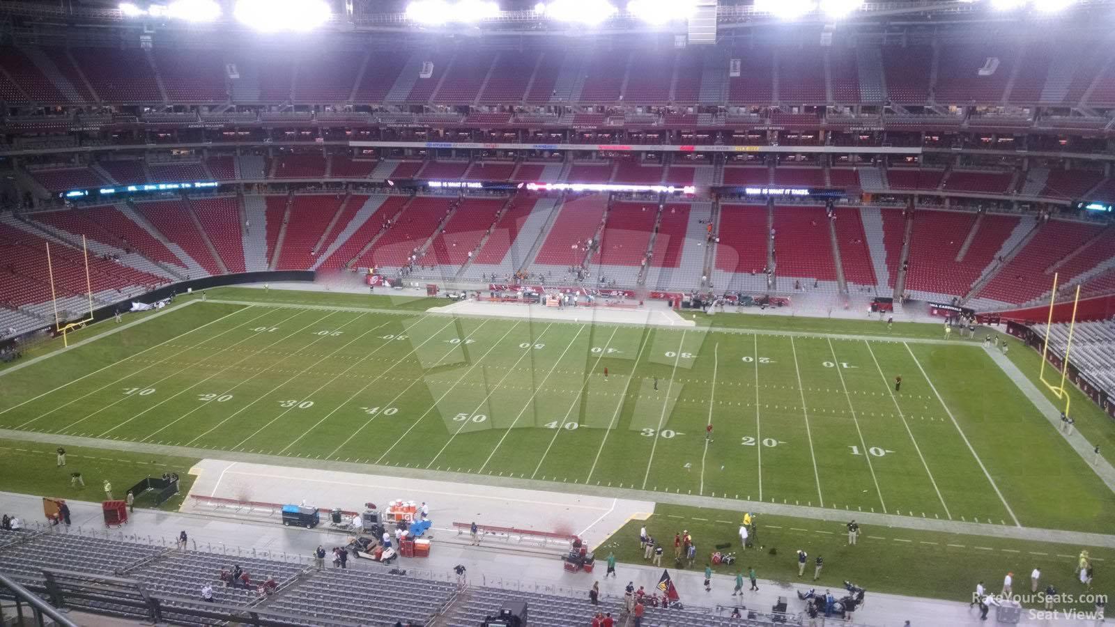 University Of Phoenix Stadium Section 410 Arizona