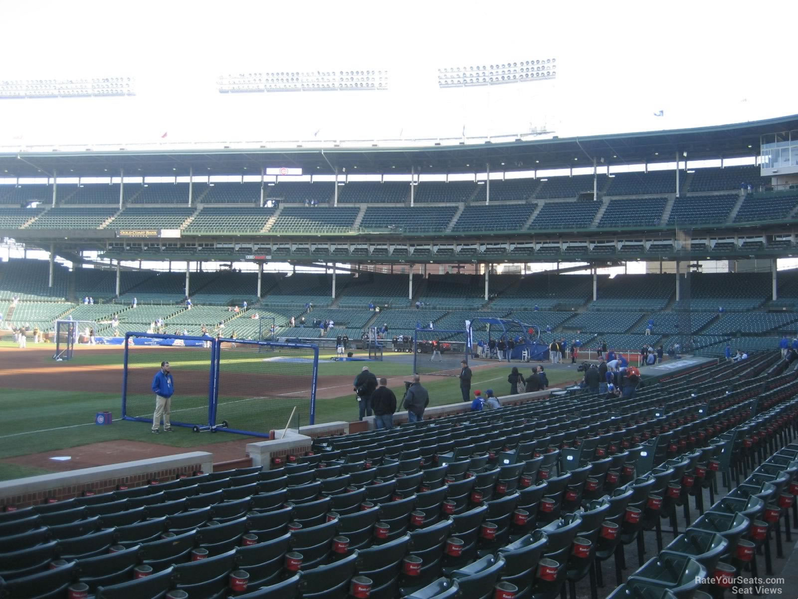 Wrigley Field Section 7 - Chicago Cubs - RateYourSeats.com
