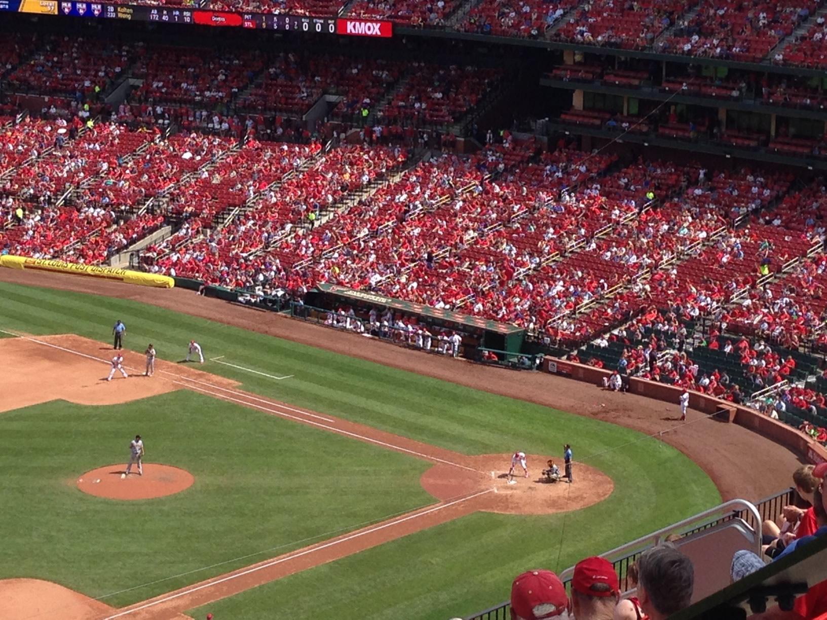 St. Louis Cardinals Seating Guide - Busch Stadium ...