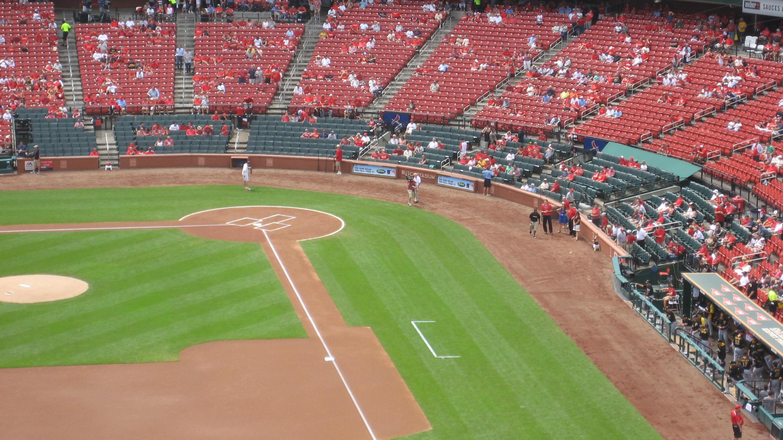 Busch Stadium Cardinals Club 5 Rateyourseats Com