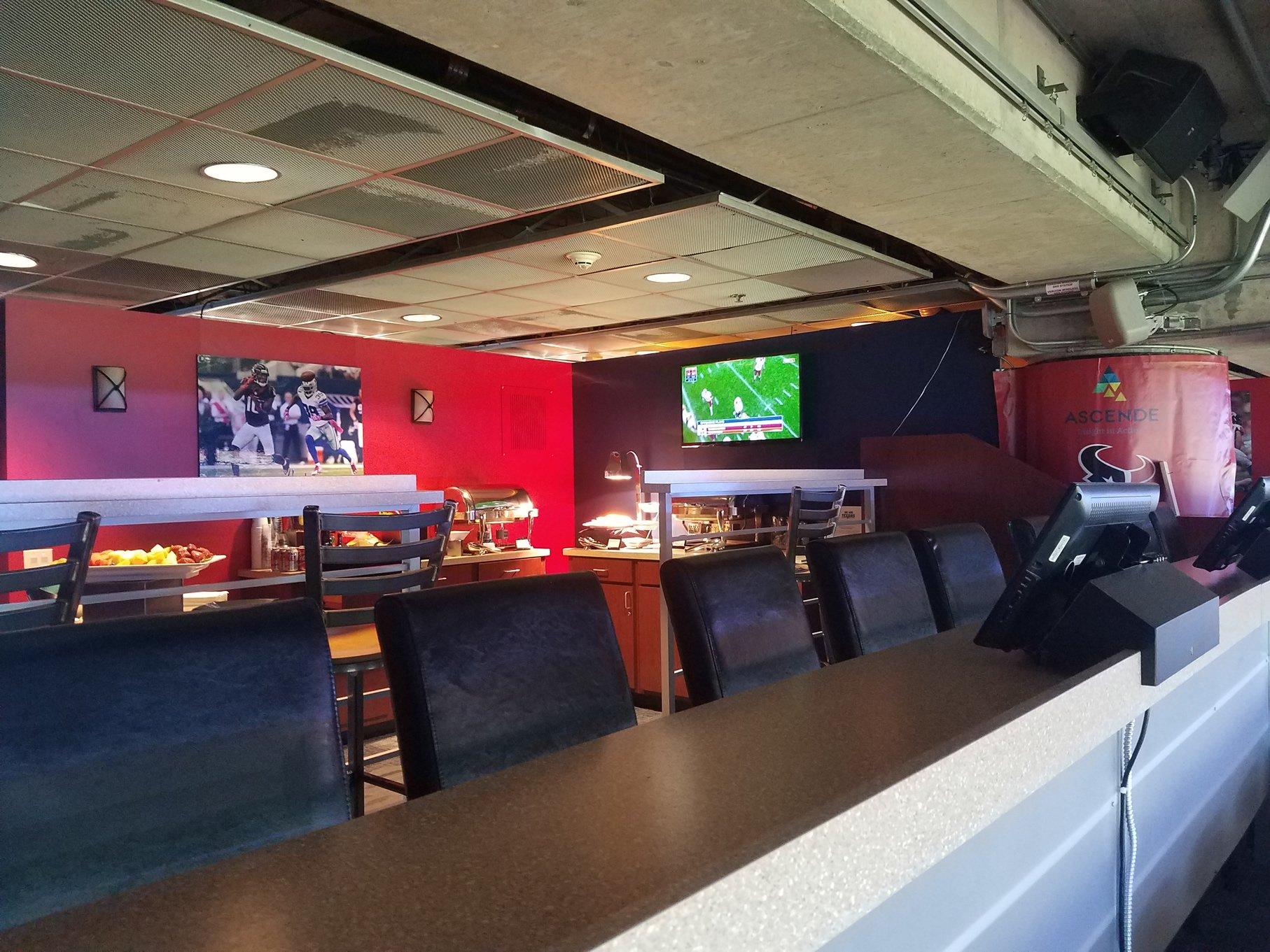 Houston Texans Seating Guide Nrg Stadium Rateyourseats Com