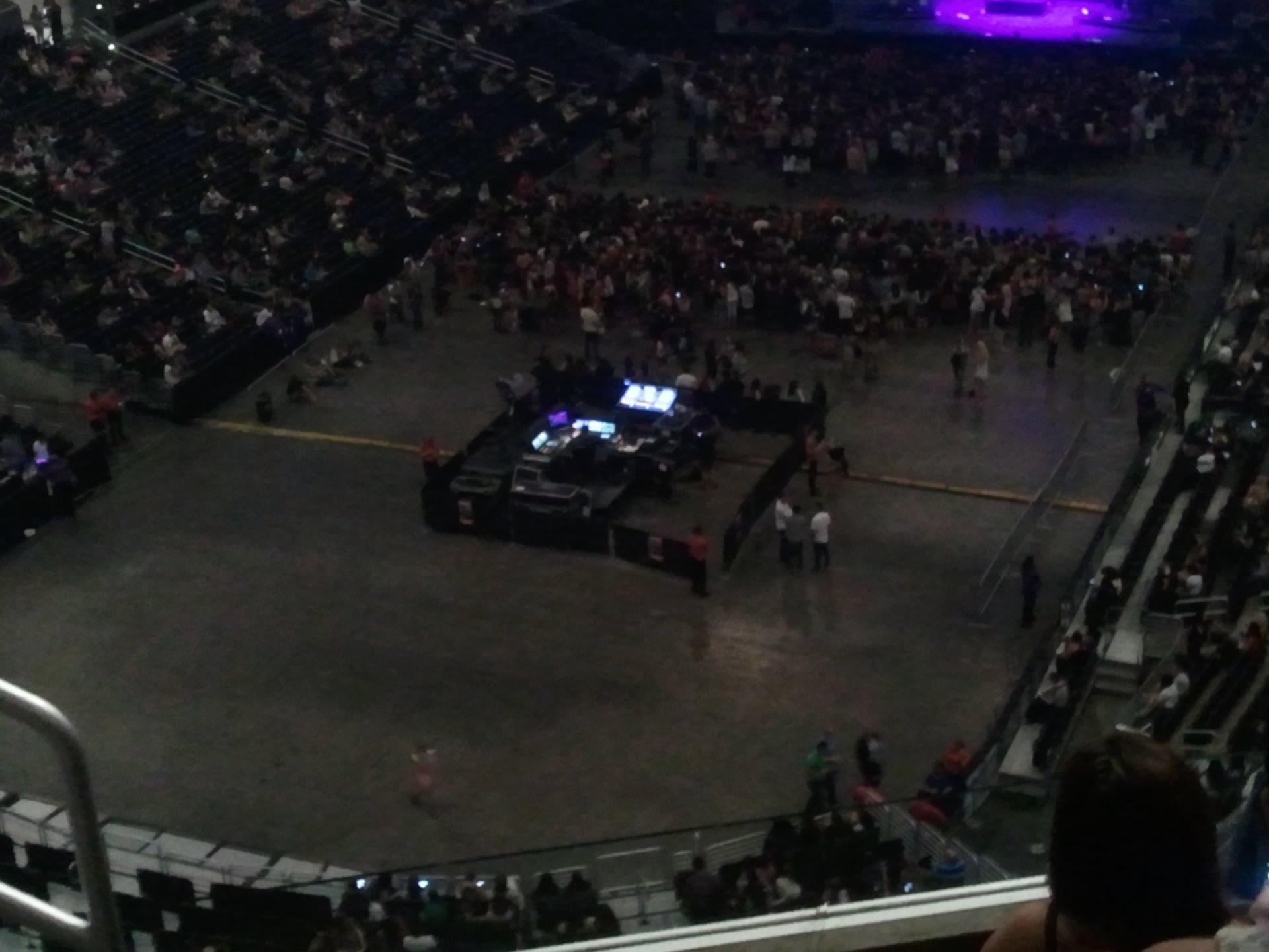 Staples Center Floor Concert Seating Rateyourseats Com