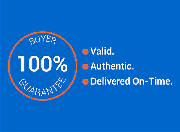 100% Buyer Guarantee