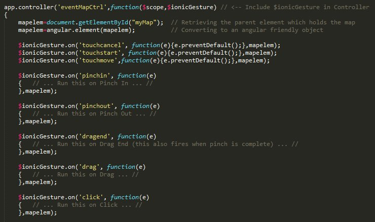 Building the T!ckets App Part 3: AngularJS Mindset, Ionic