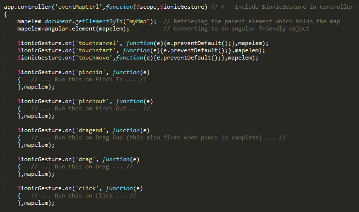 Building the T!ckets App Part 3: AngularJS Mindset, Ionic Gesutres