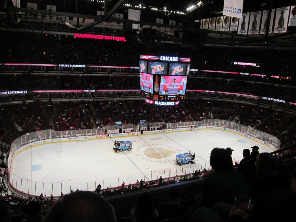 The Best NHL Arenas To Watch Your Next Away Game - Scenic ...