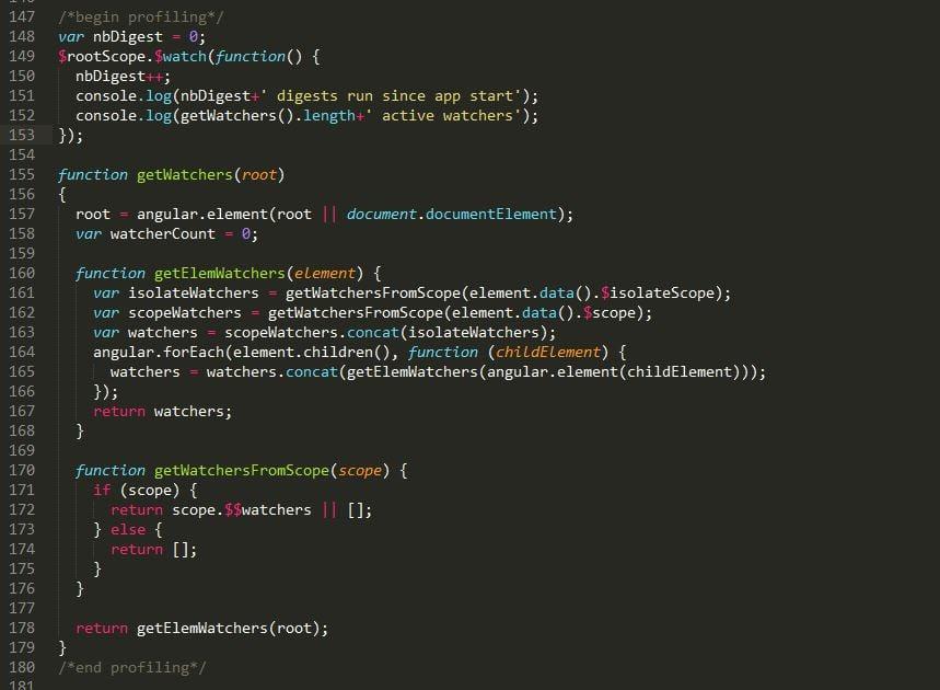 ionic benchmarking code