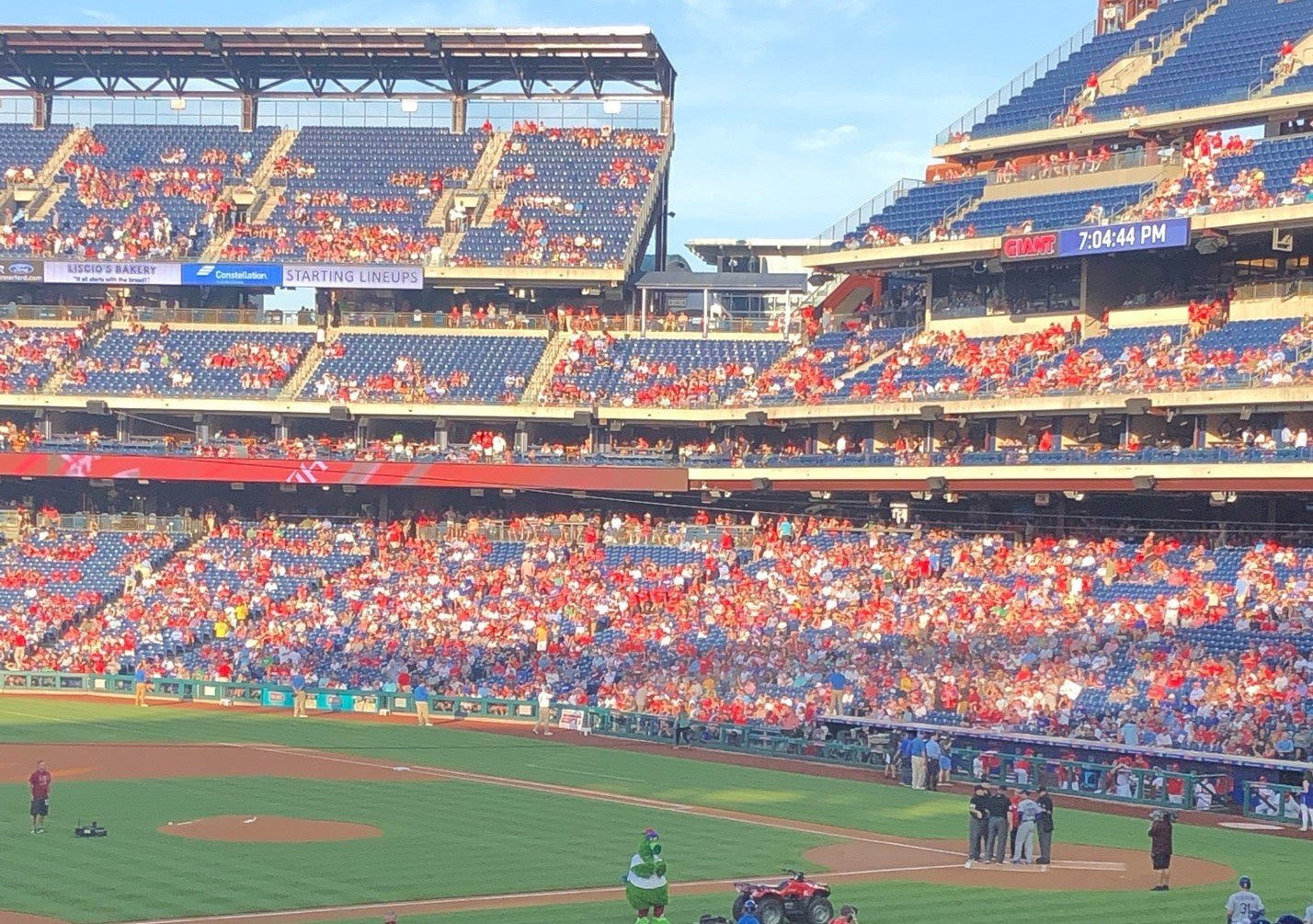 sunny seats at citizens bank park