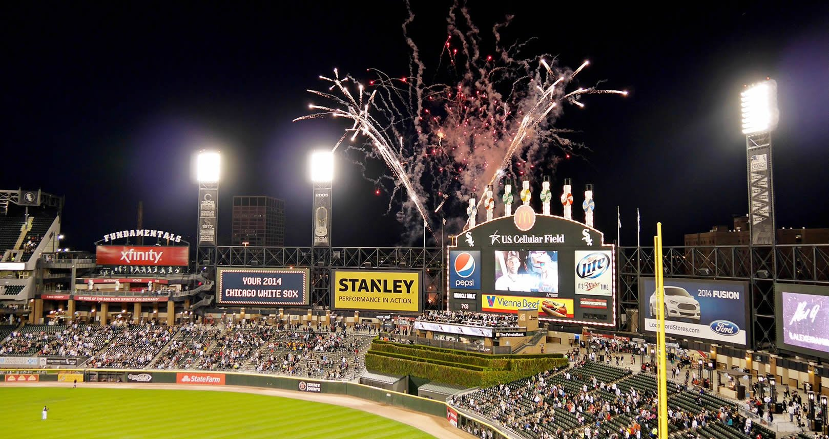 Groovy Chicago White Sox Seating Guide Guaranteed Rate Field Onthecornerstone Fun Painted Chair Ideas Images Onthecornerstoneorg