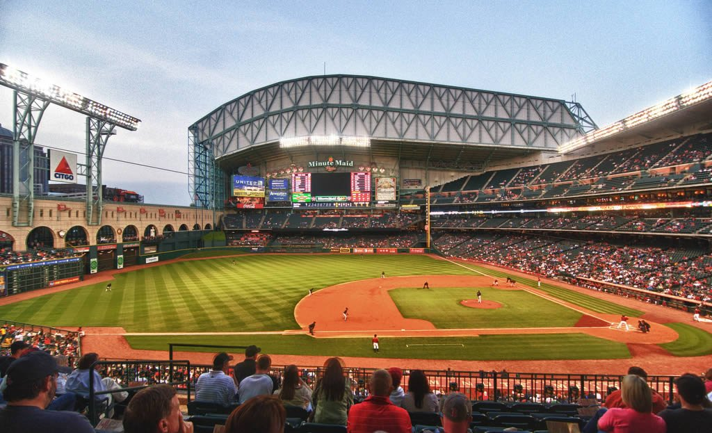 Best Seats For Great Views Of The Field At Minute Maid Park