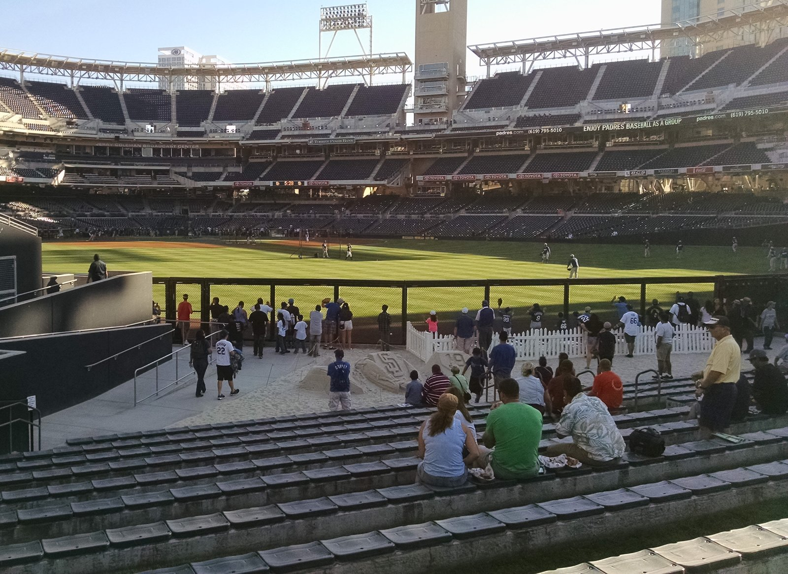 PETCO Park Kids and Family