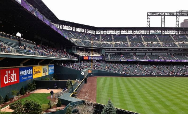Coors Field Kids and Family
