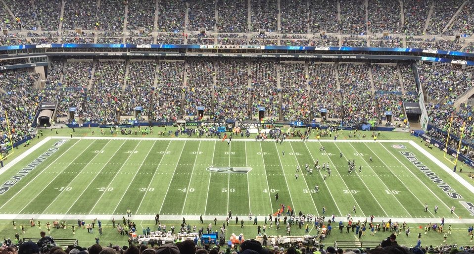 Best Seats For Great Views Of The Field At Centurylink Field