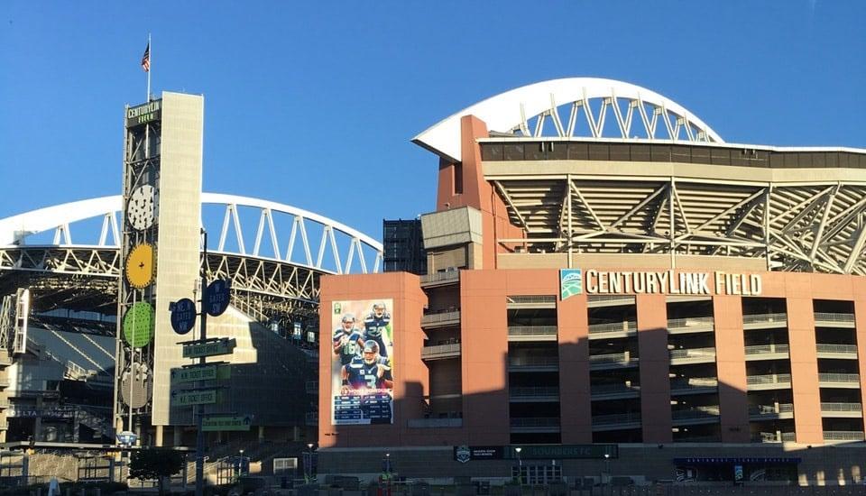 Seattle Seahawks Seating Guide Centurylink Field
