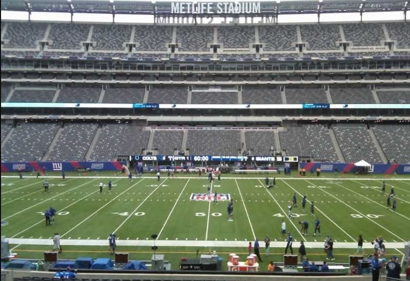 As One Of The Nfl S Newest Venues Metlife Stadium Reaps Benefits Being Able To Learn From Mistakes Older Football