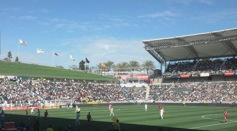 Los Angeles Chargers Seating Guide Dignity Health Sports