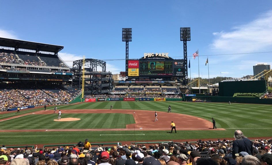 Shaded And Covered Seating At Pnc Park Rateyourseats Com