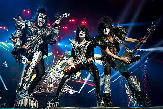 Kiss Previous Tours