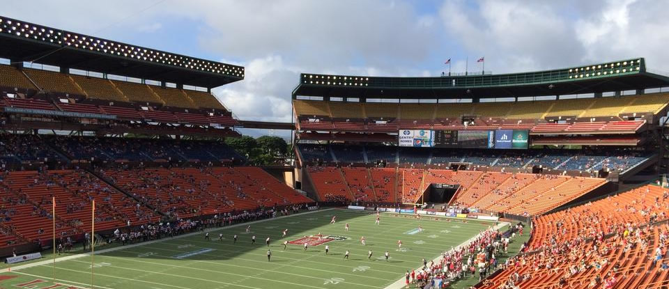 aloha stadium covered seats