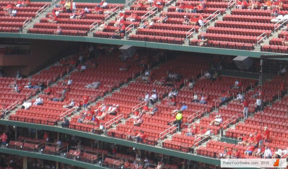 Section 163 Busch Stadium Busch Stadium Section Seat 9 St