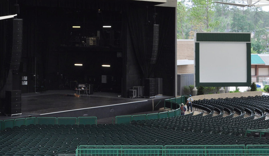 Cynthia woods mitchell pavilion seating chart rateyourseats com