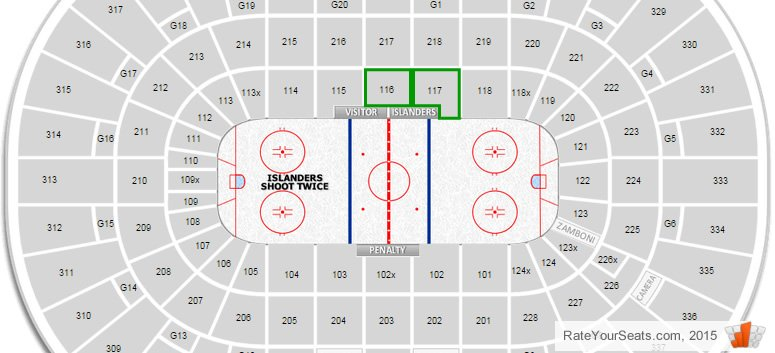 Nassau coliseum hockey seating chart interactive map