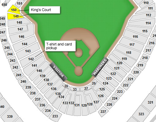 safeco field seat map
