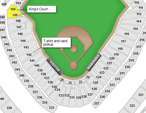 Safeco Field Seating Chart With Row Numbers | Brokeasshome.com