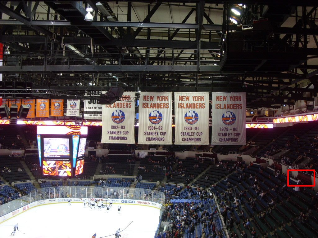 Nassau Coliseum Hockey Seating Chart Interactive Map