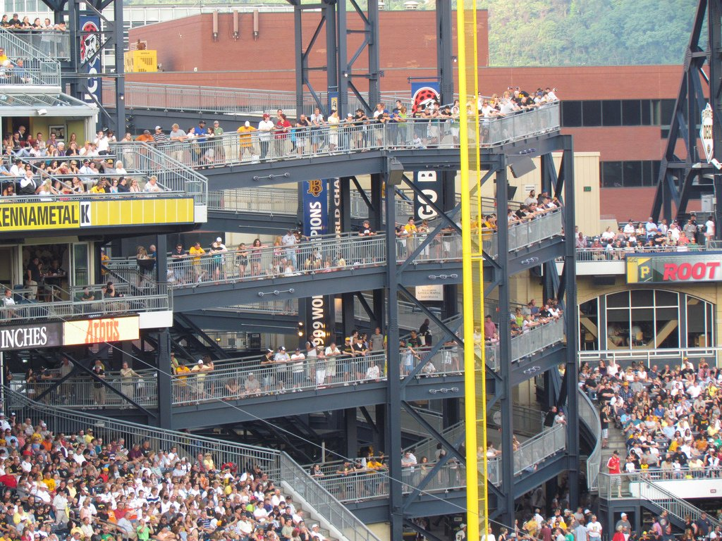 What Is Standing Room Only At A Baseball Game