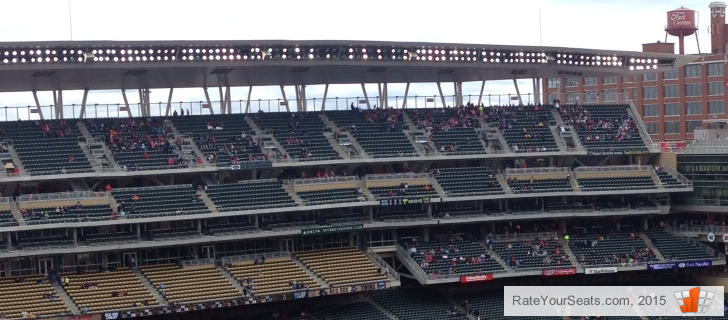 What Seats Are In The Shade At Target Field