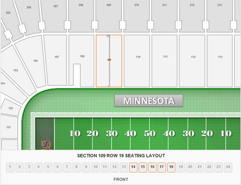 Section 109 map