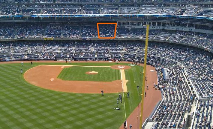 New York Yankees Yankee Stadium Seating Chart ...