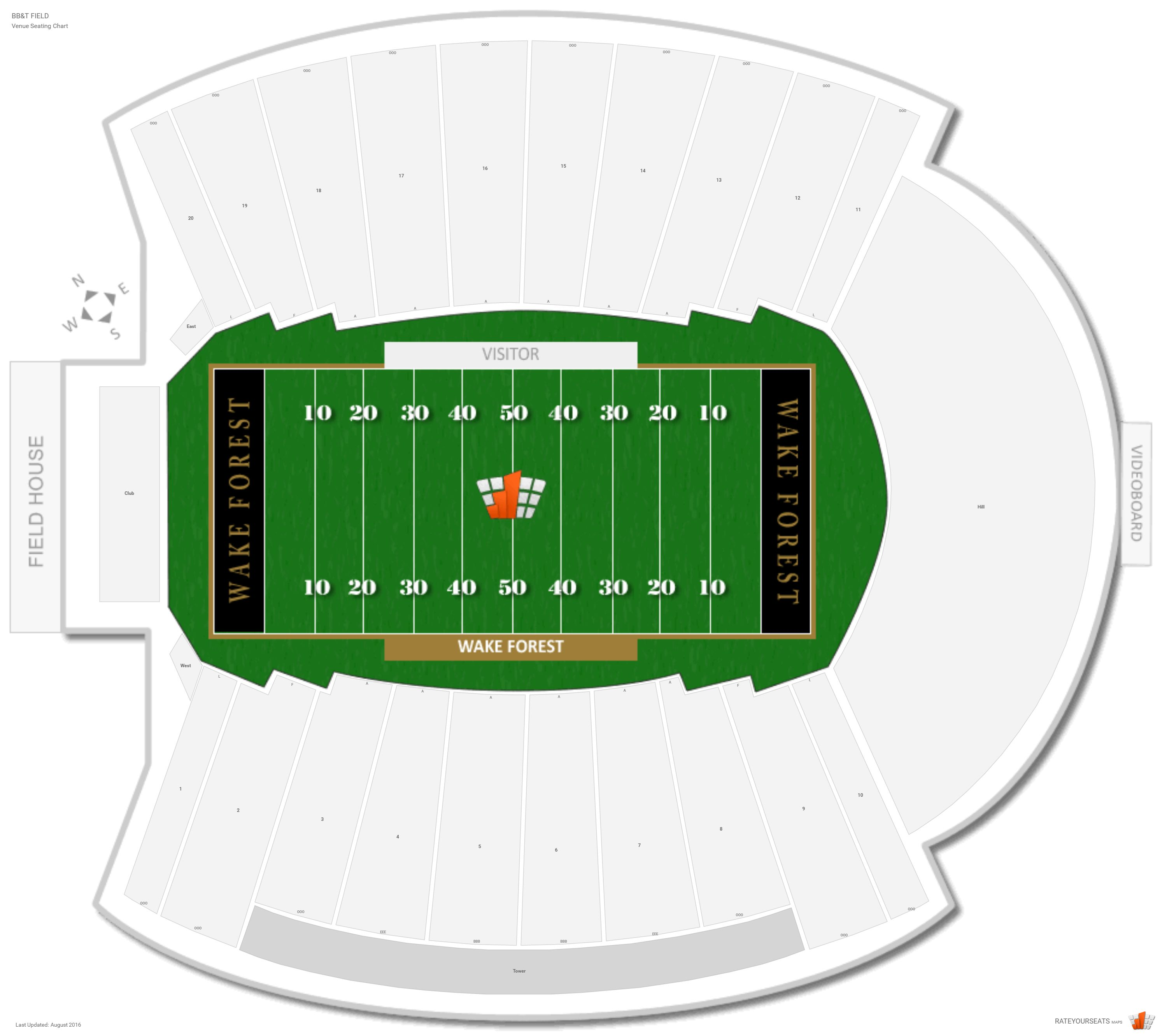 forest hill stadium seating chart
