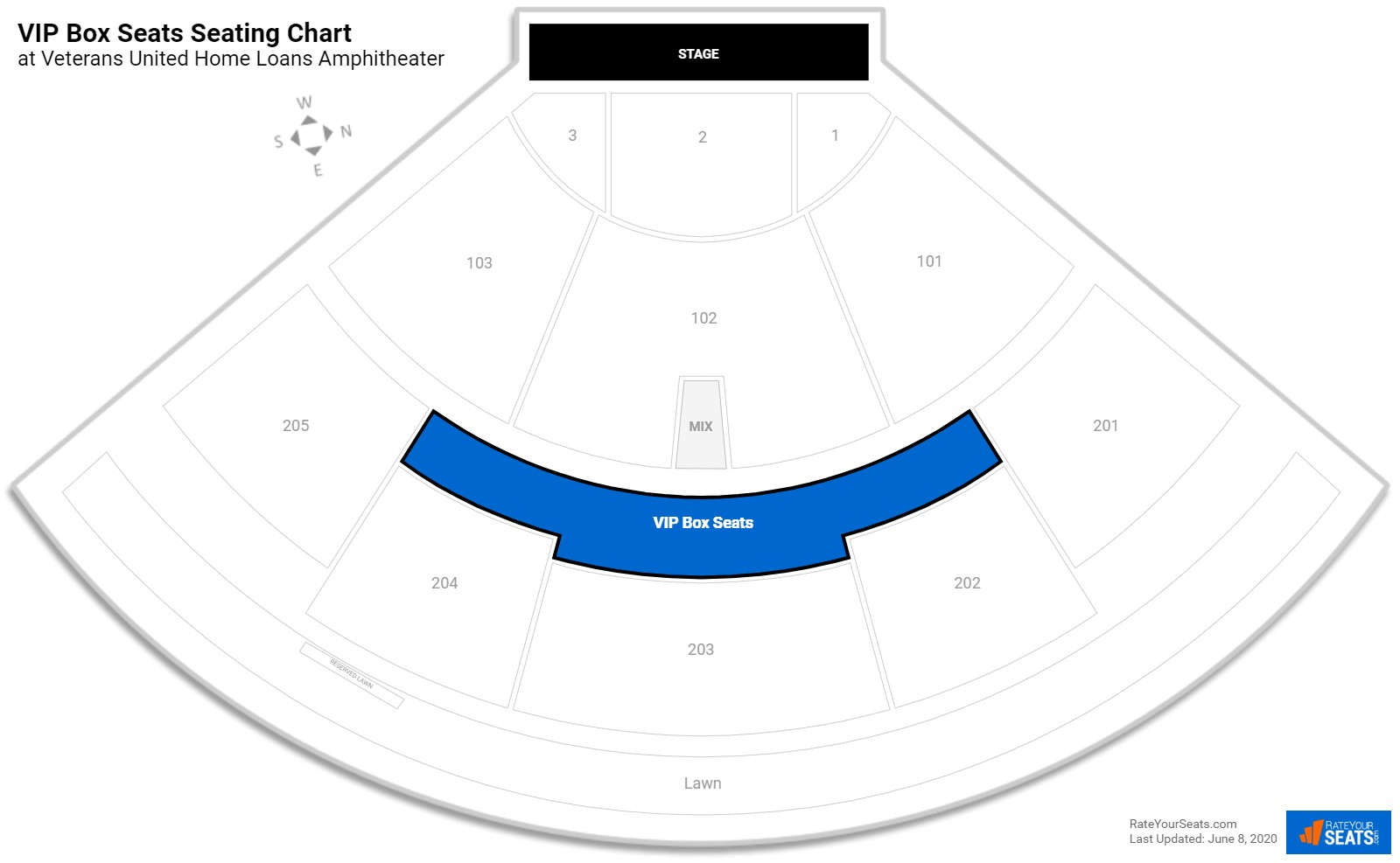 va beach amphitheater seating map. Black Bedroom Furniture Sets. Home Design Ideas
