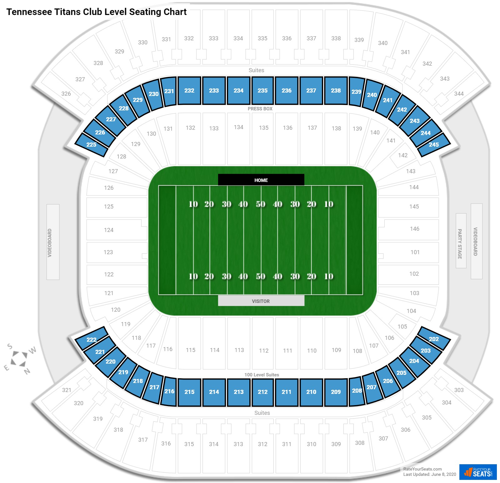 Nissan Stadium Seating Chart Web Radio Nl
