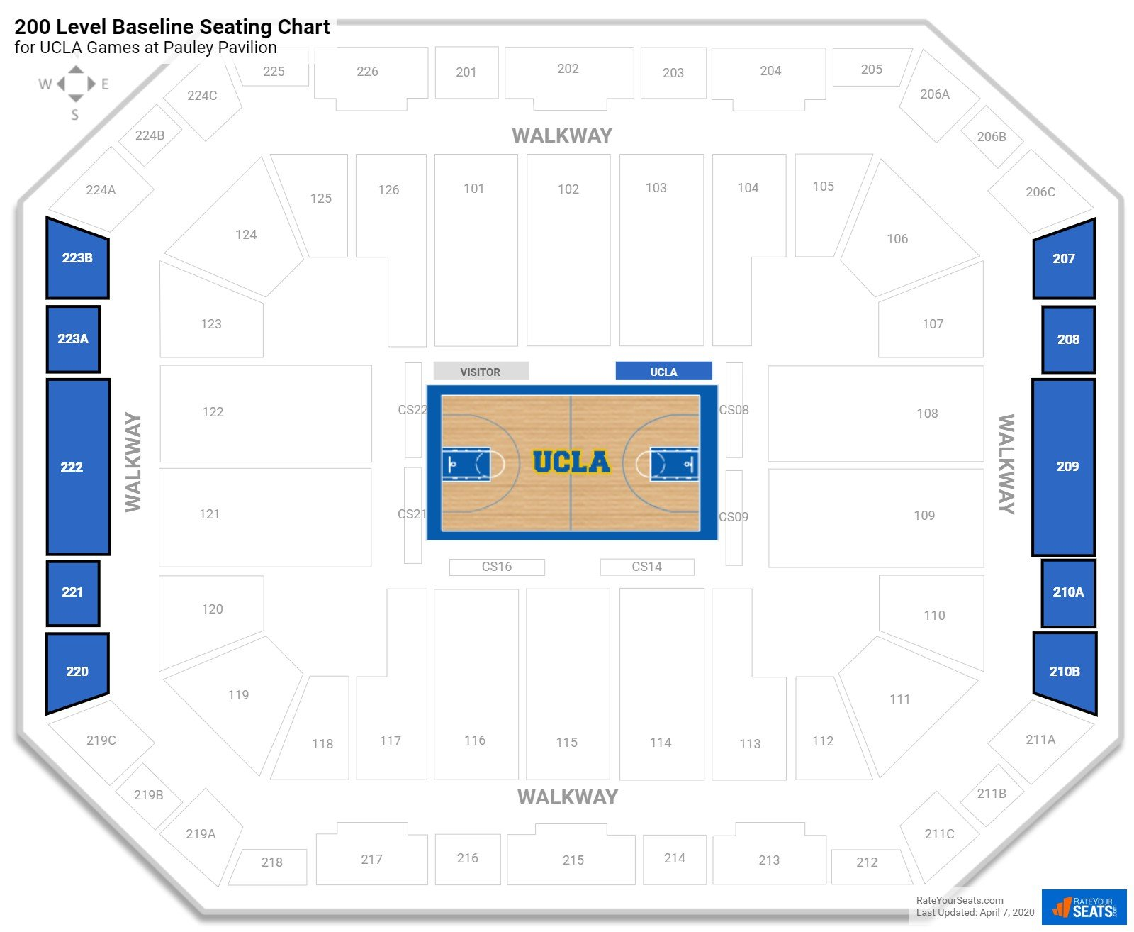 Courtside Long Beach State Basketball Tickets