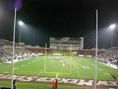 Aggie Memorial Stadium football