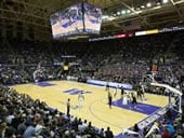 Alaska Airlines Arena basketball