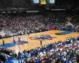 Allstate Arena basketball