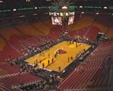 AmericanAirlines Arena basketball