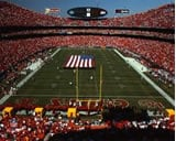 Arrowhead Stadium football