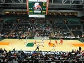 Watsco (BankUnited) Center basketball
