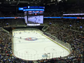 Barclays Center hockey