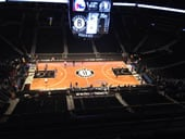 Barclays Center basketball