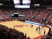 Beasley Coliseum basketball