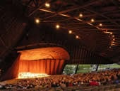 Blossom Music Center concert