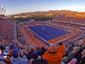 Bronco Stadium (Albertsons Stadium) football
