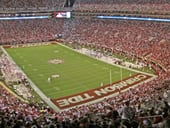 Bryant-Denny Stadium football