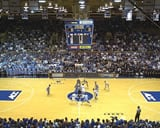 Cameron Indoor Stadium basketball